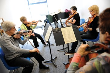 ACMP Settlement Music School Adult Chamber Players