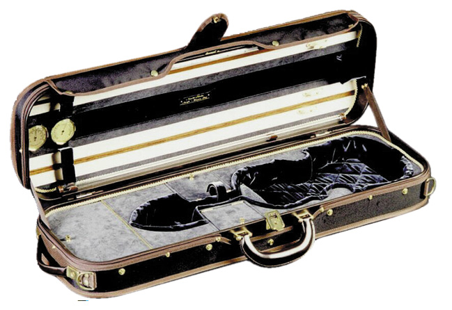 Musafia Master Series Exclusive Violin Case
