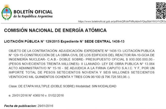 NOTA CAPUTO Y CALCATERRA, LOS NUEVOS CAJEROS DEL PODER 4