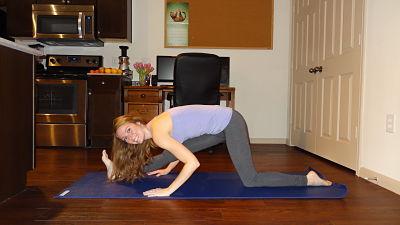 splits booster exercises