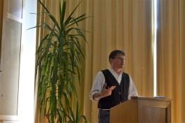 Dirk Scharmer: Weiterbildung Fachkraft Strohballenbau 2016