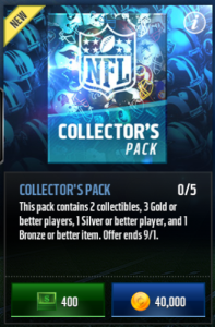 collectorspack