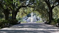 """Beautiful Savannah: Spared by General Sherman on his infamous """"March to the Sea,"""" the city still resonates with graceful antebellum charm. Featured in many popular films including Midnight in the Garden of Good and Evil and Forrest Gump, Savannah is famous for its oak trees draped in Spanish moss, elegant […]"""