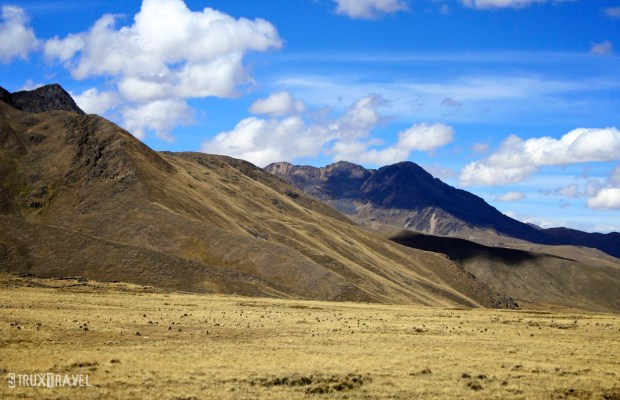 Golden fields, snow-capped volcanic peaks, and the most luminous blue skies I've ever seen; the Andean Plateau, or Altiplano as it's known in Peru, is a land of extremes. Its altitude averages above 12,000 feet (3,750 meters) and is characterized by year-round cold, arid air and strong winds. It's the […]