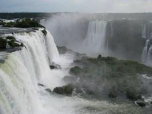 Iguazu Falls, Cataratas do Iguacu, Brasil