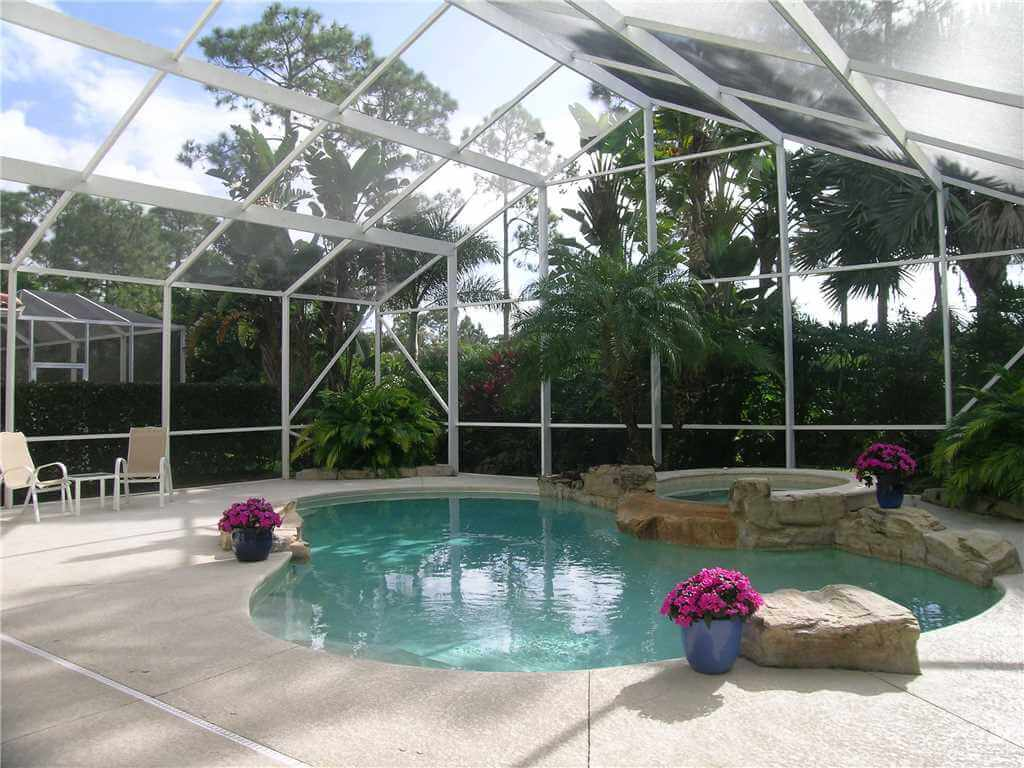Summerfield Pool Home Under Contract