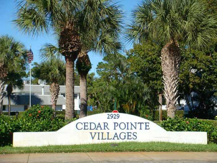 Cedar Pointe Village 8 Condo