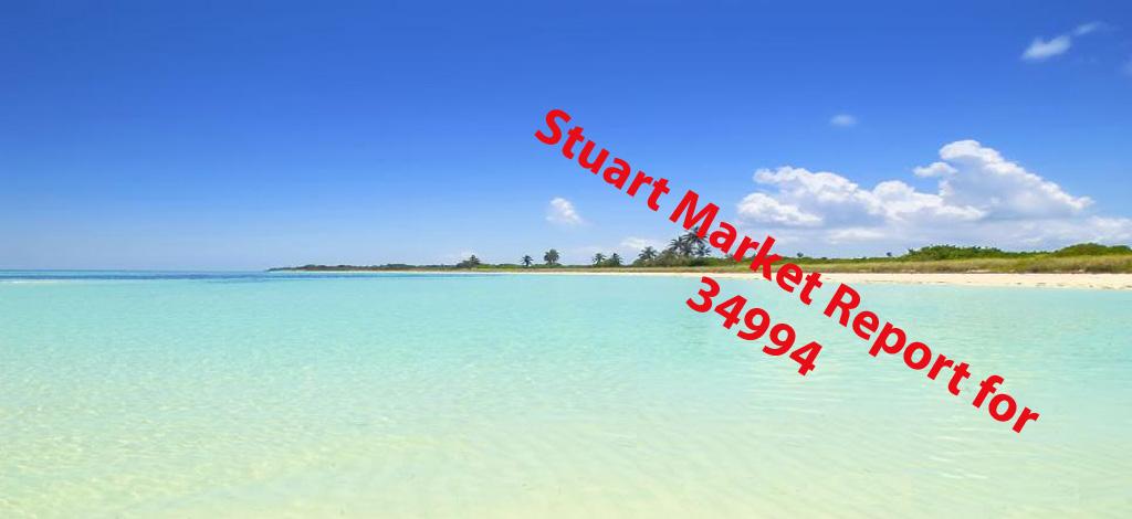 Stuart Florida Market Report ZIP Code 34994 Residential January 2016