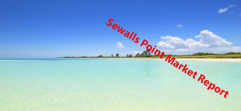 Sewalls Point Single Family Market Report January 2016
