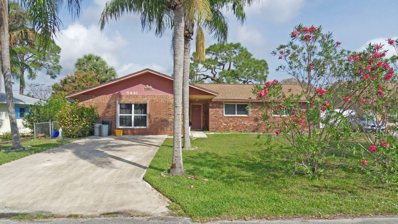 Price Reduced – Poinciana Gardens 4 BR Home