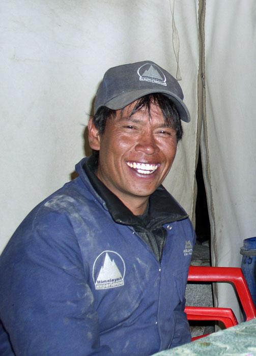 Dingboche & Phurba Tashi Sherpa
