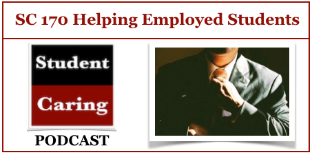 SC 170 Helping Employed Students