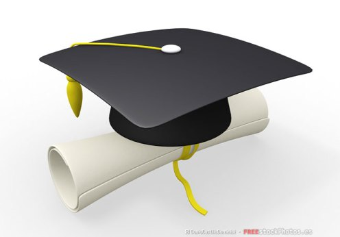 degree-cap