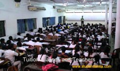 Tuition Teachers classes 2019 A/L sri lanka
