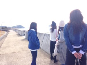 海ヨガロケハン 姫路白浜海岸