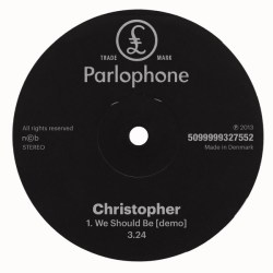 Christopher – We Should Be – Single