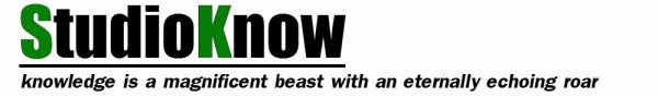 Studio Know – Be the Beast