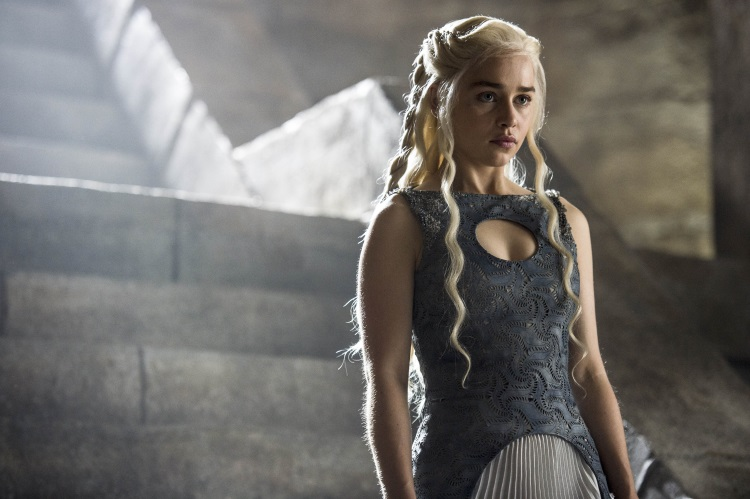 Daenerys Targaryen in Meereen