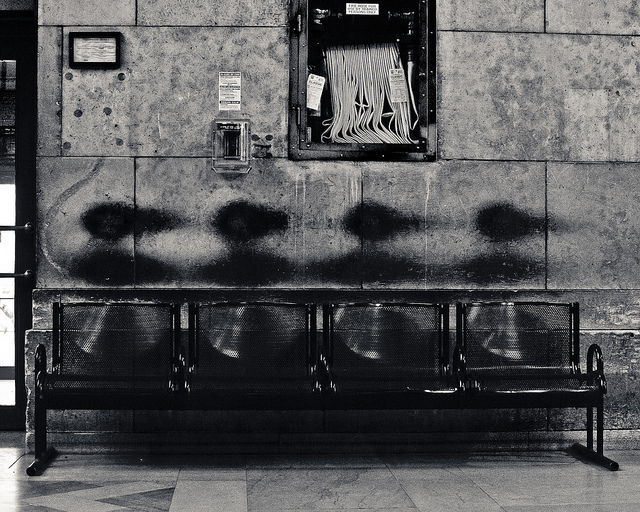 Union Station Shadows by Dean McCoy Photography