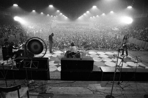 Pink Floyd au Crystal Palace 1971