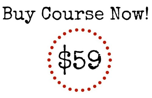 one buy course now