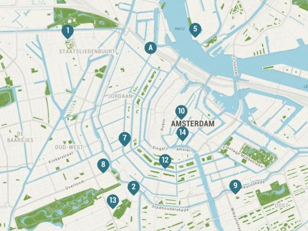 Alternative Guide to Amsterdam