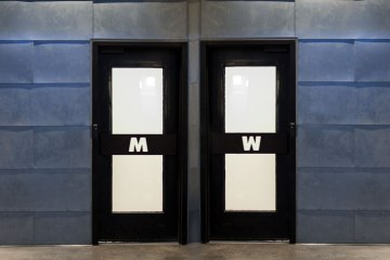 The Fight Over Gender Neutral Bathrooms