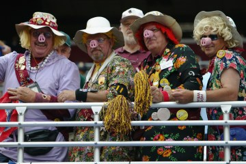 These Sports Superfans Should Scare You