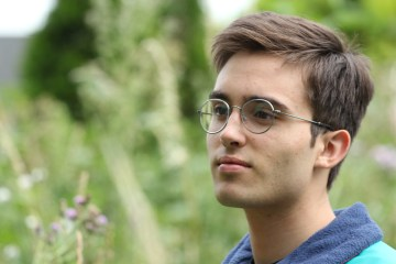 Why Lewis and Clark Student Woodrow Hunt Films on an iPhone