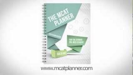The MCAT Planner