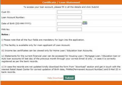 idbi bank home loan statement download Can you download to on site melbourneovenrepairs.com.au