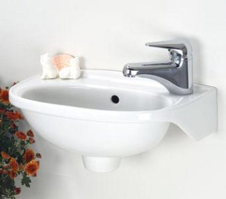 typical dutch sink