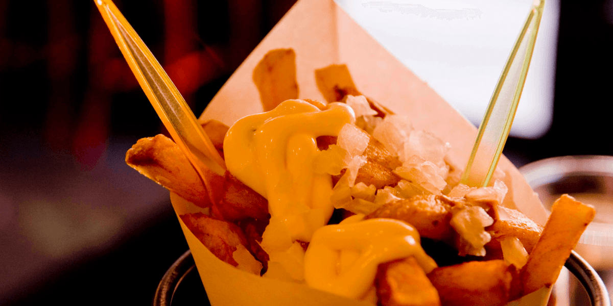 No.28: Friet & mayo (Dutch French Fries)