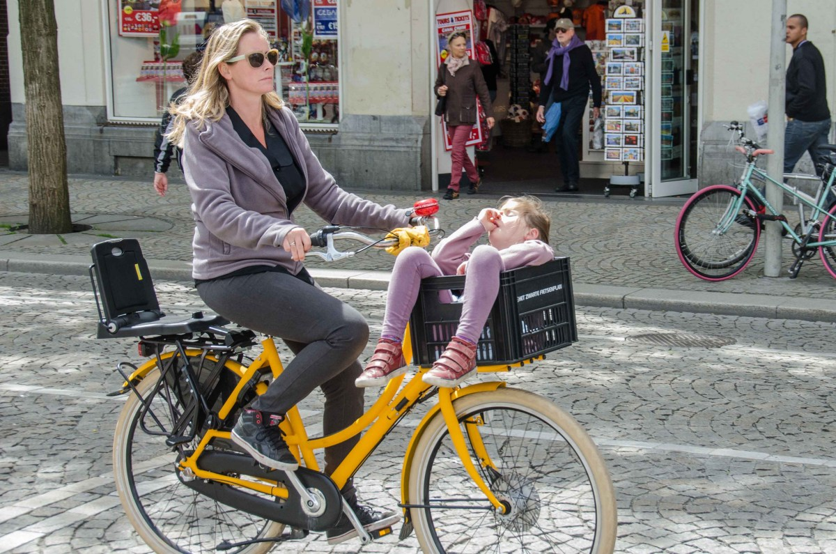 Dutch mothers don't feel guilty - and that's a good thing!