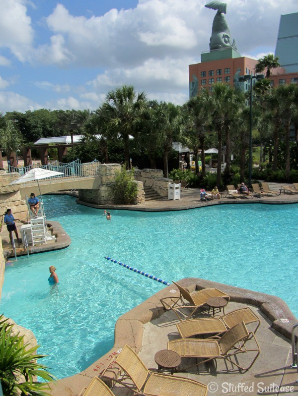 Family Fun at the Walt Disney Swan and Dolphin Hotel ...