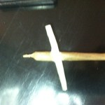 successful first attempt at cross joint blunt rolling