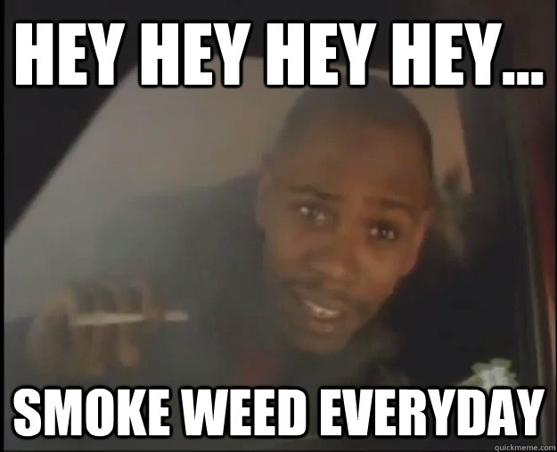 dave chappelle smoking weed everyday