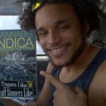 Cannabis Indica Book with Bis Fitty