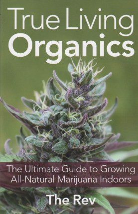 The Rev Chats About His New Book, True Living Organics