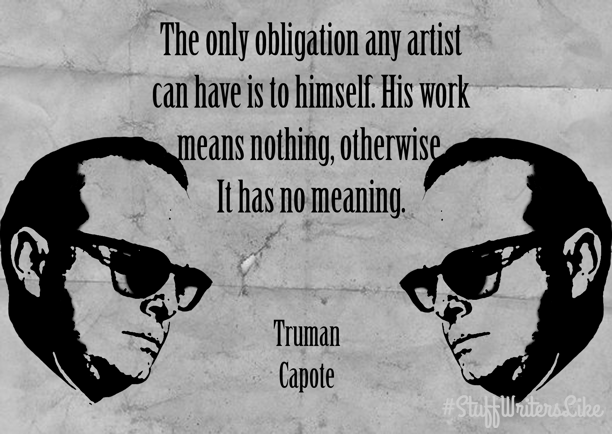 Truman-Capote-only-obligation-atist-himself-no-meaning-otherwise