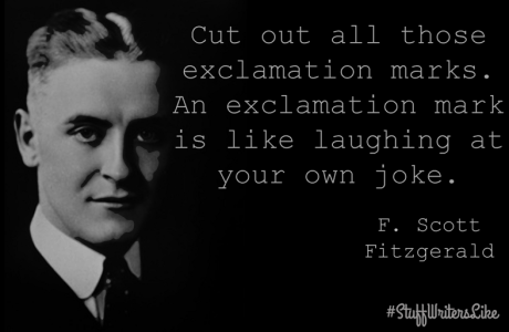 f-scott-fitzgerald-cut-exclamation-marks-laughing-own-joke