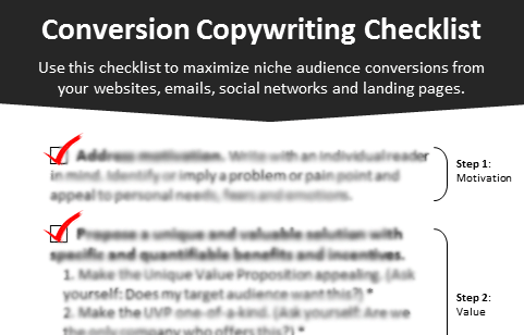 conversion-copywriting-checklist-with-checkmarks-blur-featured