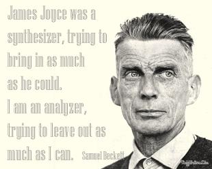 Beckett I am an analyzer