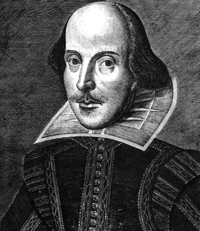 Shakespeare-hair