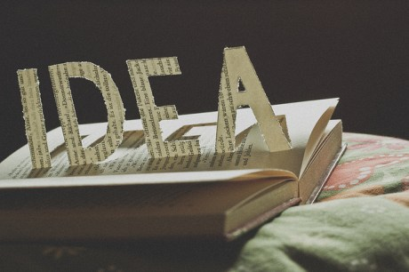 three sources of ideas