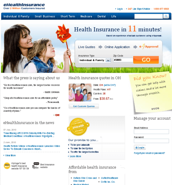 ehealth_insurance
