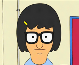You might recognize Mintz from playing Tina on Bob's Burgers