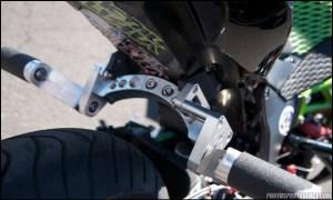 CNC Rear Sliders/Pegs