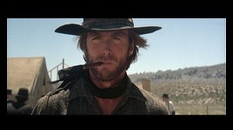 Clint Eastwood in High Plains Drifter. Saved from imdb.com