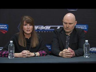 I am the new black hole of charisma - Billy Corgan. Saved from wrestlinginc.com